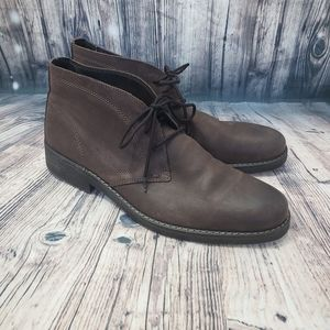 1901 Men's Leather Shoes Size 46